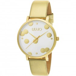 Orologio Donna LIU JO  TLJ1109 Gold Vintage Luxury