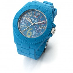 Orologio Silicone Paciotti 4US Blu T4RB210
