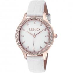 Orologio Donna Liujo solo tempo Bianco  TLJ1008