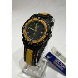 Orologio Donna Sector Expander 101 Giallo Nero  Anni 90
