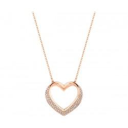 Swarovski-collana cuore donna-5113583