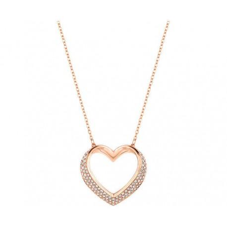 acquista il più recente vasta selezione di economico in vendita Swarovski-collana cuore donna-5113583