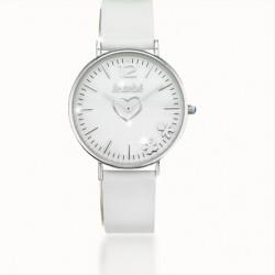 Orologio Donna Le Bebe' Pelle Bianco OLB361-05B
