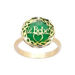 Anello Le Bebe' Oro Giallo  09 Kt LBB404L Mis.16