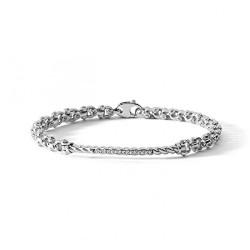 Bracciale Uomo gioielli Comete Diamanti UBR645